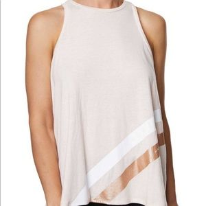 NWT Betsey Johnson For Love Fitness Athletic Tank